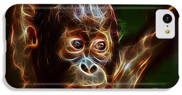 Orangutan Collection IPhone 5c Case