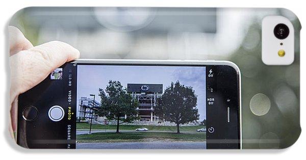Penn State Beaver Stadium  IPhone 5c Case by John McGraw