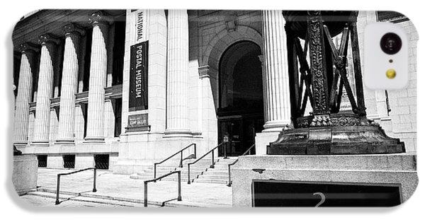 Postal Square Building Washington Dc Usa IPhone 5c Case