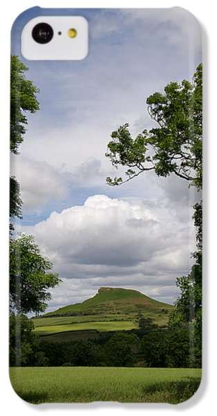 Roseberry Topping IPhone 5c Case by Gary Eason