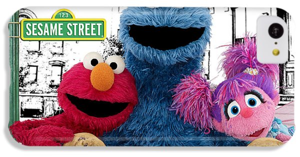 Sesame Street IPhone 5c Case