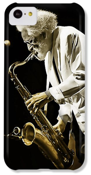 Sonny Rollins Collection IPhone 5c Case by Marvin Blaine