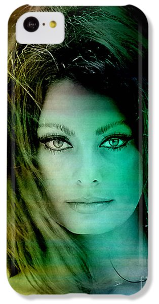 Sophia Loren IPhone 5c Case