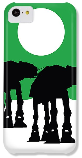 Star Wars At-at Collection IPhone 5c Case by Marvin Blaine