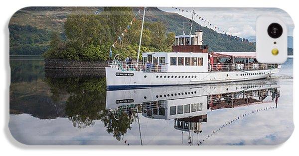 Steamship Sir Walter Scott On Loch Katrine IPhone 5c Case