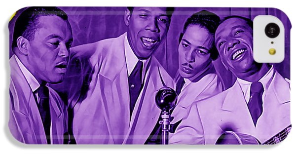 The Ink Spots Collection IPhone 5c Case