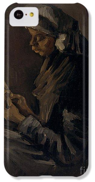 The Potato Peeler, 1885 IPhone 5c Case by Vincent Van Gogh
