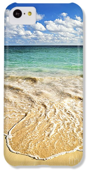 Tropical Beach  IPhone 5c Case