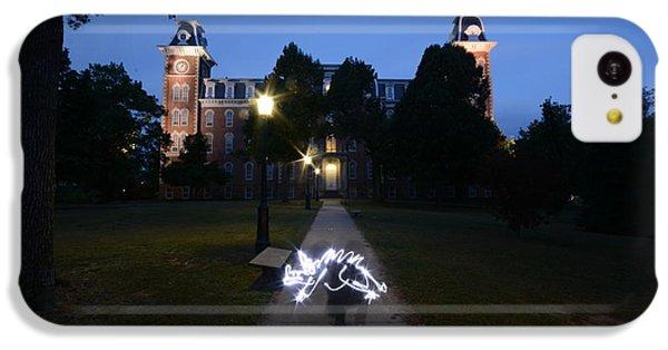 University Of Arkansas IPhone 5c Case by Chris  Look