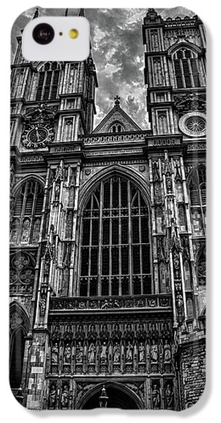 Westminster Abbey IPhone 5c Case by Martin Newman