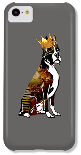 Boxer Collection IPhone 5c Case by Marvin Blaine