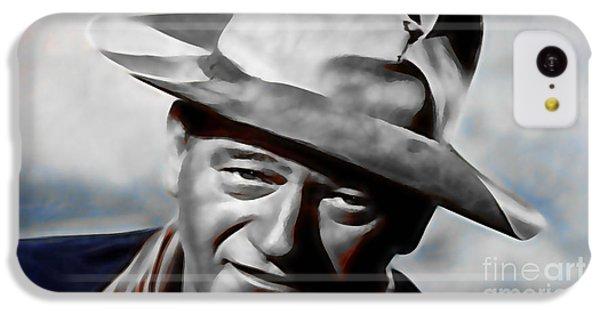 John Wayne Collection IPhone 5c Case
