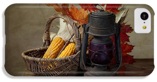 Vegetables iPhone 5c Case - Autumn by Nailia Schwarz