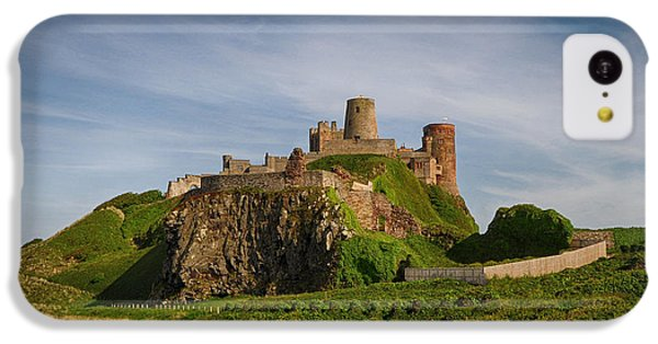 Castle iPhone 5c Case - Bamburgh Castle by Smart Aviation