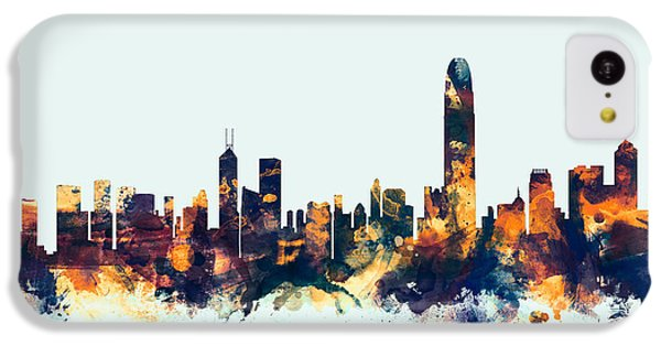 Hong Kong Skyline IPhone 5c Case