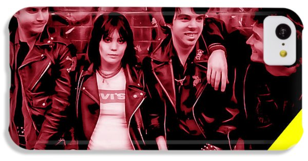Joan Jett And The Blackhearts Collection IPhone 5c Case