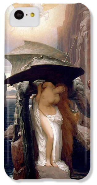Perseus And Andromeda IPhone 5c Case by Frederic Leighton