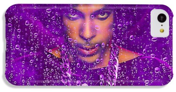 Prince Purple Rain Tribute IPhone 5c Case