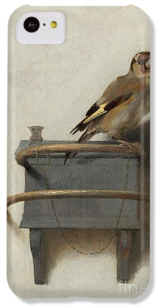 The Goldfinch IPhone 5c Case