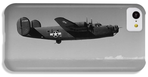 Wwii Us Aircraft In Flight IPhone 5c Case by American School