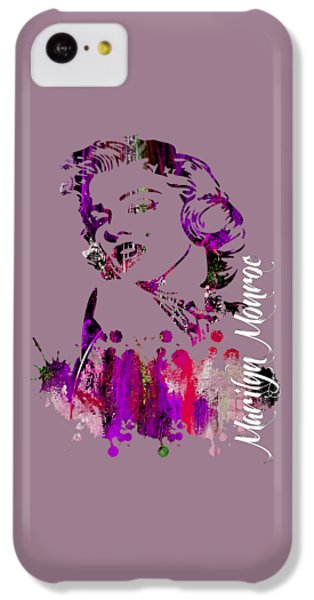 Marilyn Monroe Collection IPhone 5c Case
