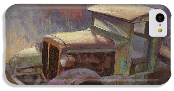 Truck iPhone 5c Case - 36 Corbitt 4x4 by Cody DeLong