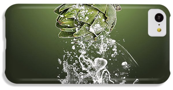 Artichoke Splash IPhone 5c Case
