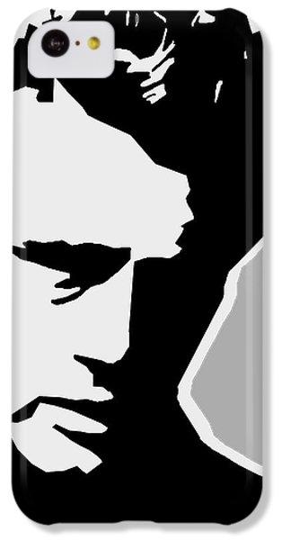 James Dean  IPhone 5c Case by Mark Ashkenazi