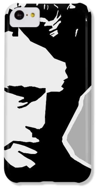 James Dean  IPhone 5c Case by Mark Ashkenazi