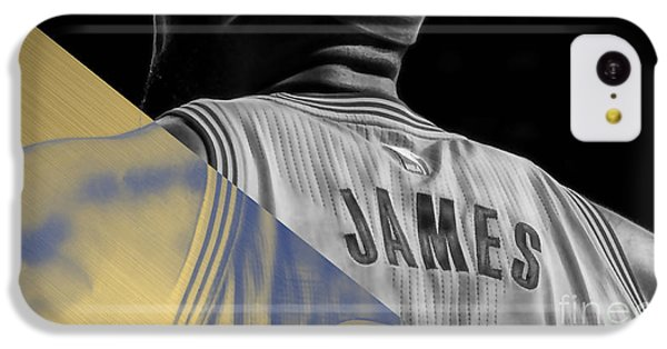 Lebron James Collection IPhone 5c Case
