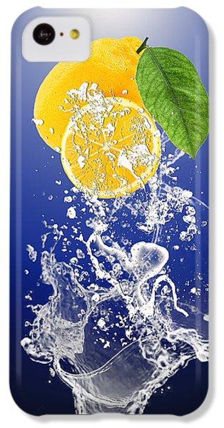 Lemon Splast IPhone 5c Case
