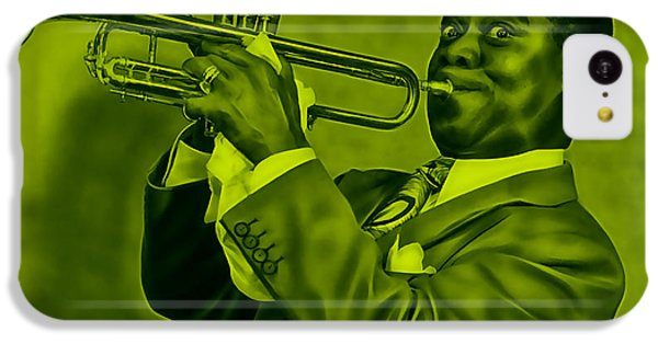 Louis Armstrong Collection IPhone 5c Case