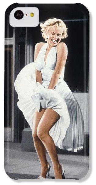 Marilyn Monroe IPhone 5c Case by American School