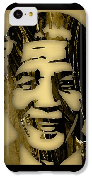 Nelson Mandela Collection IPhone 5c Case by Marvin Blaine