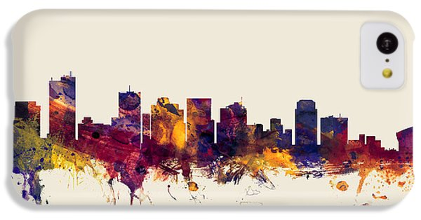 Phoenix Arizona Skyline IPhone 5c Case