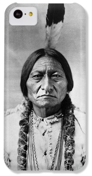 Sitting Bull (1834-1890) IPhone 5c Case by Granger