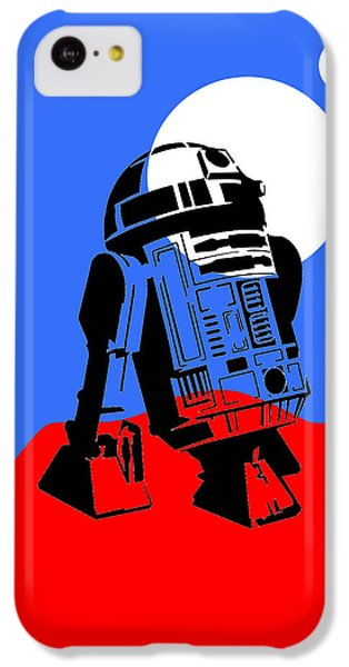 Star Wars R2-d2 Collection IPhone 5c Case by Marvin Blaine
