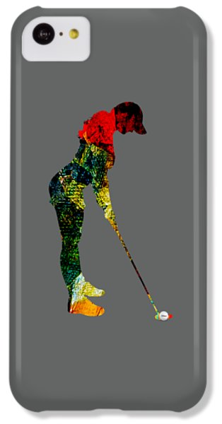 Womens Golf Collection IPhone 5c Case