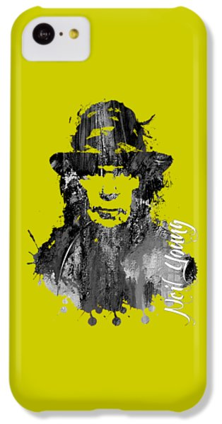 Neil Young Collection IPhone 5c Case