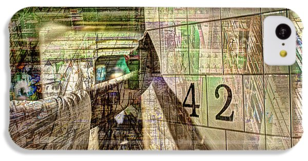 42nd Subway Collage IPhone 5c Case