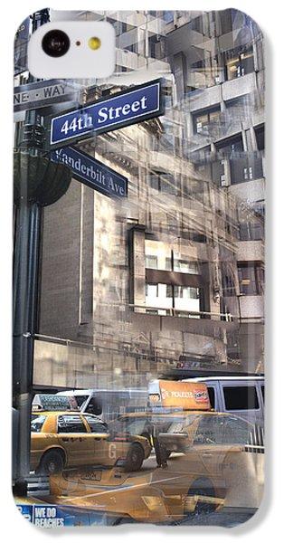 44th And Vanderbilt Collage IPhone 5c Case