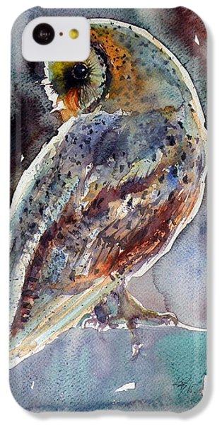 Barn Owl IPhone 5c Case