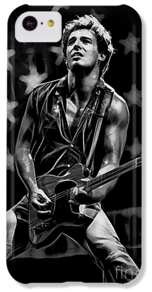 Bruce Springsteen Collection IPhone 5c Case