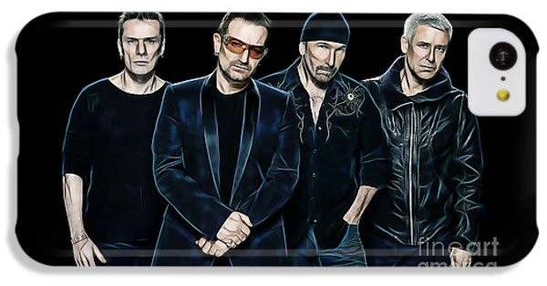 U2 Collection IPhone 5c Case