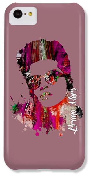 Bruno Mars Collection IPhone 5c Case