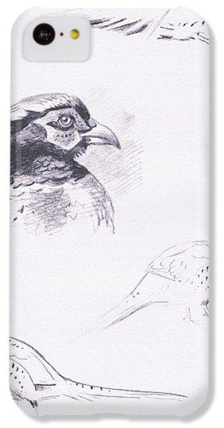 Pheasants IPhone 5c Case