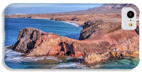 Playa Papagayo - Lanzarote IPhone 5c Case