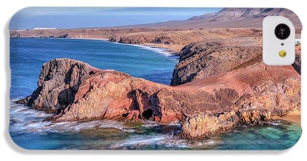 Playa Papagayo - Lanzarote IPhone 5c Case by Joana Kruse