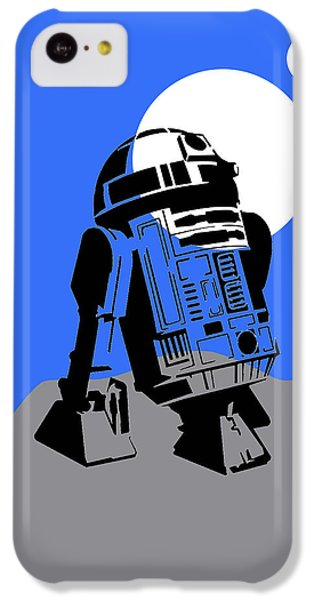 Star Wars R2-d2 Collection IPhone 5c Case