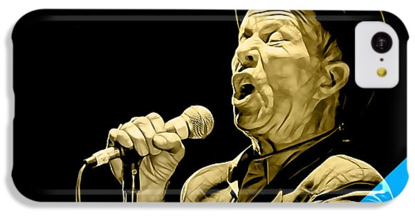 Tom Waits Collection IPhone 5c Case by Marvin Blaine